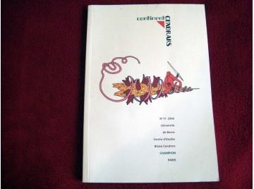 Continent Cendrars -  Cendrars, Blaise - Collectif - Éditions Honoré Champion - 2004