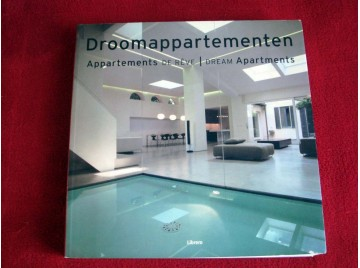 Droomappartementen  - Onbekend - Éditions Librero nederland - 1999