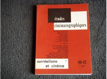 Etudes cinématographiques. Eté 1965. Surréalisme et cinéma (II) .