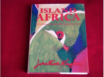 Island Africa: Evolution of Africa's Animals and Plants  - Kingdon, Jonathan - Éditions Collins
