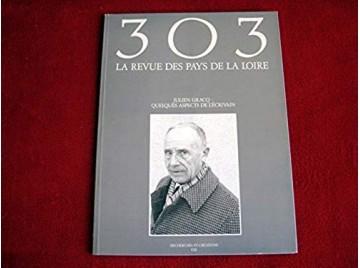 JULIEN GRACQ : QUELQUES ASPECTS DE L'ÉCRIVAIN - REVUE 303 N° VIII 1986  - Collectif - Broché