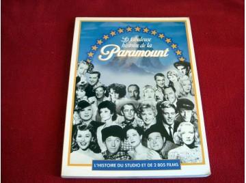 La fabuleuse histoire de la Paramount : L'histoire du studio et de 2805 films  - John Douglas Eames - Relié - Éditions Celiv
