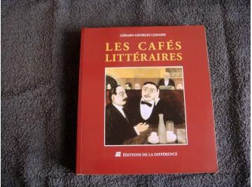 Les cafés littéraires : Vies, morts et miracles - Lemaire, Gérard-Georges - broché - Éditions de la Différence - 1997