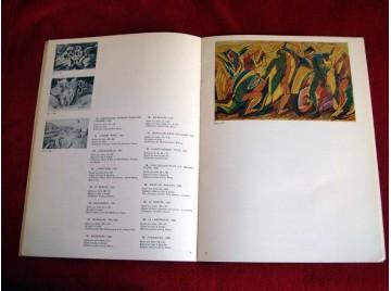 André Masson : Musée national d'art moderne, mars-mai 1965 - Catalogue par Antoinette Huré. Préface par Jean Cassou