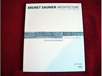 Brunet Saunier Architecture - Redecke -  Ardenne - Éditions AAM - 2008