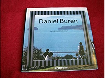 Daniel Buren -  Strum - Éditions Art Press - 2000
