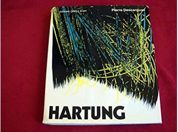 Hartung  Hans - Descargues, Pierre - Éditions du cercle d'Art - 1977