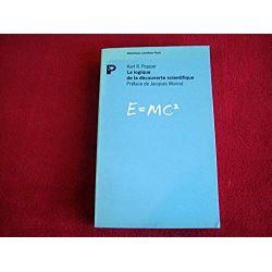 La logique de la découverte Scientifique -  Popper, Karl - 1973