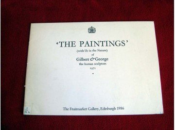 Gilbert and George: The Paintings, 1971 Jahn, Wolf