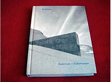 Souterrain / Subterranean  - Viewing, Pia- Ansen, Selen- Ardenne, Paul- Polla, Barbara and Kazma, Ali - Éditions Filigranes - 20