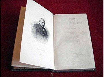 Du Vrai, du beau et du bien, par M. Victor Cousin - Éditions Didier - 1853