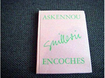 Encoches - GUILLEVIC -  exemplaire numéroté - Éditions les Éditeurs Français Réunis - 1971
