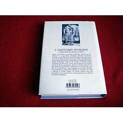 L'anatomie humaine : Cinq siècles de sciences et d'art - Rifkin, Benjamin A.- Ackerman, Michael J.- Folkenberg, Judith - Édition
