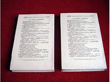 Traité De La Nature Humaine - Essai Pour Introduire La Méthode Expérimentale Dans Les Sujets Moraux - Tome 1& 2 -  HUME David -
