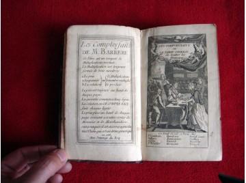 Les comptes faits ouLetarif général detoutteslesmonnoyes / deM.Barreme - 1755.