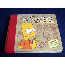 The Simpsons Handbook - Secret Tips from the Pros - Éditions Harper