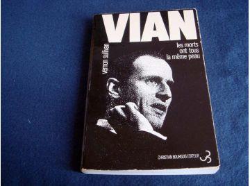 Les Morts ont tous la même Peau - Boris VIAN - Éditions Christian Bourgois -