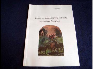 Bulletin de l'Association Internationale des Amis de Pierre LOTI - Juin 2003 - Numéro 8
