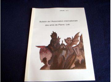 Bulletin de l'Association Internationale des Amis de Pierre LOTI - Juin 2004 - Numéro 10