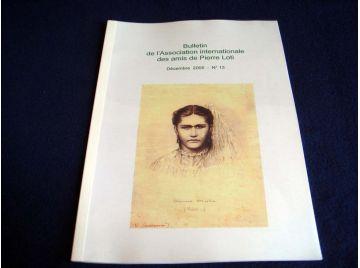 Bulletin de l'Association Internationale des Amis de Pierre LOTI - Décembre 2005 - Numéro 13