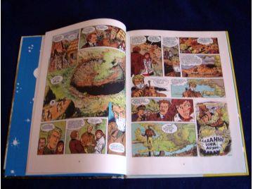 Le Cratère aux Sortilèges - Luc ORIENT - Eddy PAAPE-GREG - Éditions du Lombard - 1978