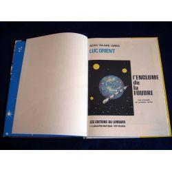 L'Enclume de la Foudre - Luc ORIENT - Eddy PAAPE-GREG - Éditions du Lombard - 1978