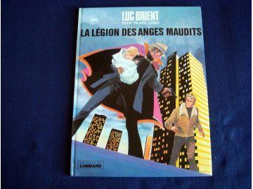 La Légion des Anges Maudits - Luc ORIENT - Éddy PAAPE-GREG - Éditions du Lombard - 1975