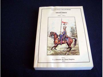 Mémoires Sur Les Guerres de Napoléon, 1806-1813 (Classic Reprint) [Hardcover] Chlapowski, Desire
