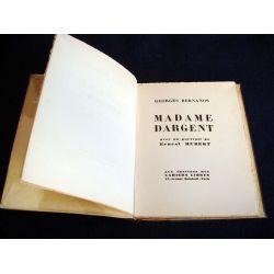 Madame dargent. Bernanos Georges