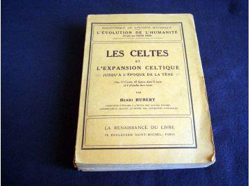Les Celtes et l' expansion celtique jusqu' à l' époque de la Tène [Paperback] HUBERT (Henri, Directeur d' éudes à l' École des H
