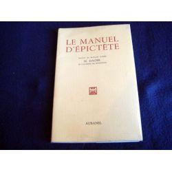 Le manuel d'epictète Dacier M.