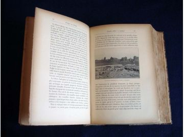 Mission saharienne Foureau-Lamy. D'Alger au Congo par le Tchad. [Foureau (Fernand)] [Hardcover] FOUREAU F.