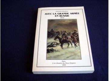Avec la Grande armée en Russie : 1812 [Paperback] Chuquet, Arthur