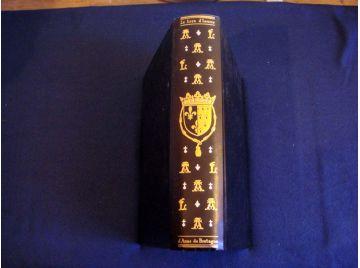 Le Livre D'Heures D'Anne De Bretagne Manuscript Latin n 9474 de la Bibliotheque Nationale Facsimile edition [Hardcover] ANNE DE