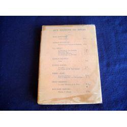 Rabelais à travers les âges, compilation suivie d'une bibliographie sommaire - BOULENGER Jacques
